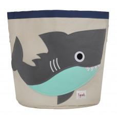Корзина для игрушек «Акула»