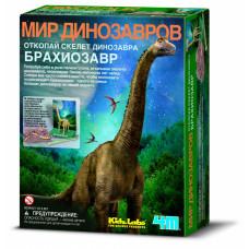 4M Занимательная археология Скелет Брахиозавра 00-03237