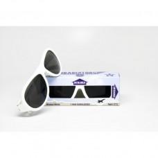Солнцезащитные очки Babiators Original Шаловливый белый