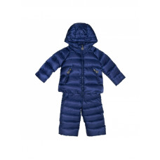 Детский зимний полукомбинезон и куртка Borelli (Фиолет)