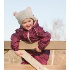 Комбинезон детский непромокаемый, без подкладки (Бургунди)