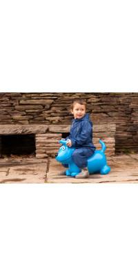 Дождевик для детей Hippychick (Синий)