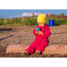 Дождевик для детей (Розовый)