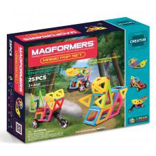 Магнитный конструктор MAGFORMERS Magic Pop 63130