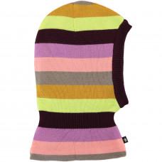 Зимняя шапка -шлем Molo Girly Rainbow