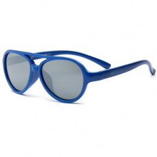 Детские солнцезащитные очки Real Kids серия Авиатор синие 4+ года