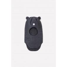 Crockid Шапка-шлем (серый)
