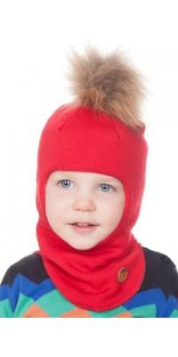 OIVA Шлем с пумпоном (Огонь)