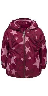 Куртка для девочки Ticket to heaven (темно-бордовый)