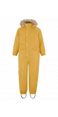 Детский зимний комбинезон Ticket to Heaven (желтый)