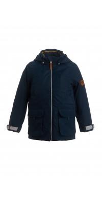 Куртка с жилетом для мальчика Ticket to heaven (синий)